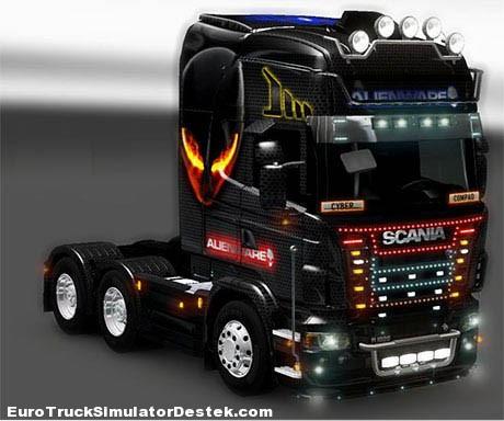 Scania-alien
