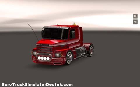 Scania-112HW-+-İnterior