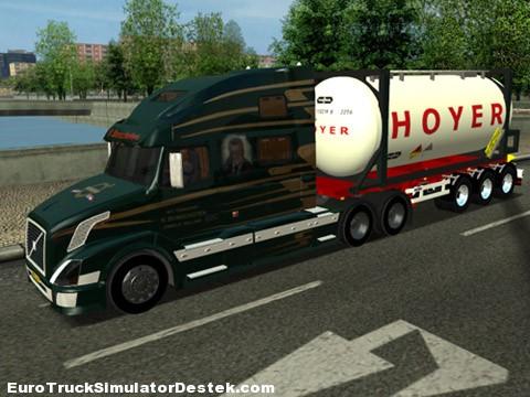 Volvo VNL780ets2