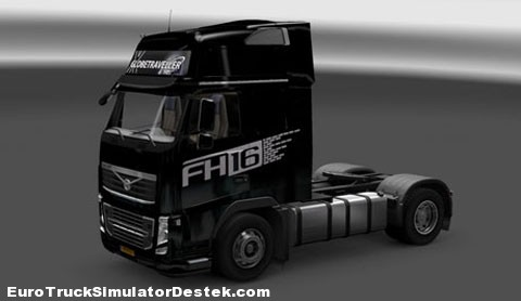 Volvo FH16 Skin