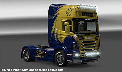 scania-skin-yellow-blue-express