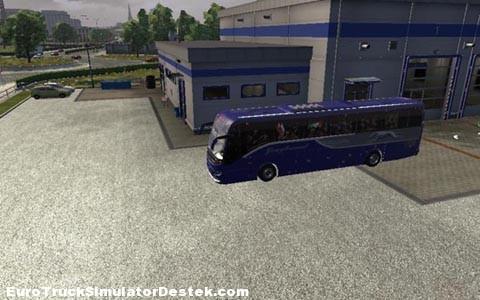 volvo9700otobus