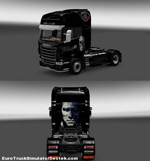 Scania-Terminator-Skin