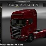 Scania Yeni Motor Gücü Yaması