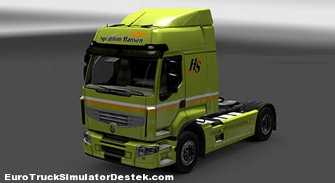 Renault-Spedition-Hansen-Skin