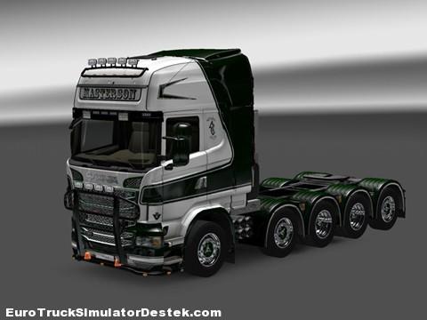 Scaniapack