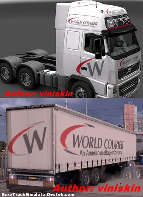 World-Courier-Pack