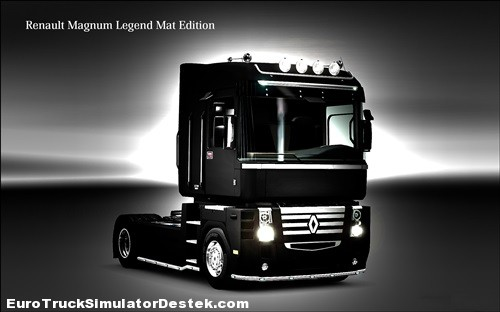 Renault Magnum Legend
