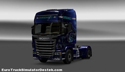 Scania-Showtruck-Expendables-Skin-