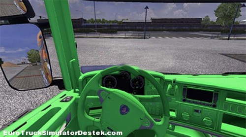 green-scania-interior