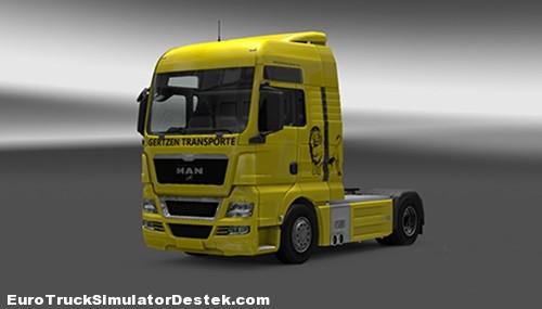 MAN-Gertzen-Transporte-Skin