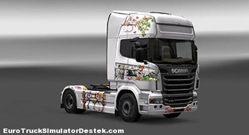 Scania-Diddl-Skin