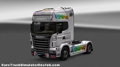 Scania-Music-Skin