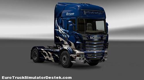 Scania-White-Fire-Skin