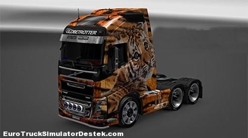 tiger-skin