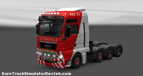 New-MAN-TGX-Chassis