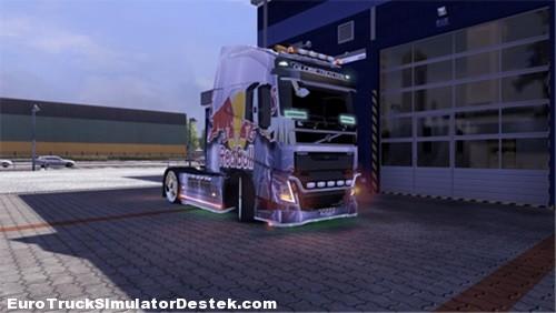 RedBull Volvo RH16 2012 Skin v 1