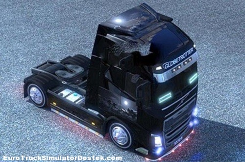 Volvo-FH16-2012-Night-Landscape-Skin
