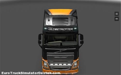 Volvo FH16 MHE Skin