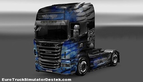 Scania-Beyaz-Kaplan-Skin_ETSDESTEK