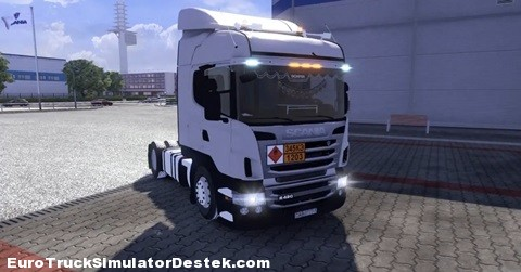 Scania R420 ets2