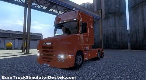Scania T500 2 mods