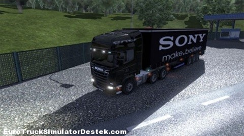 Sony Transport Dorse