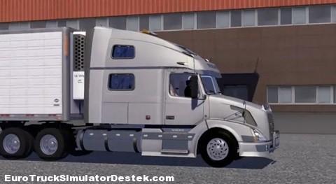 Volvo VNL + Amerikan