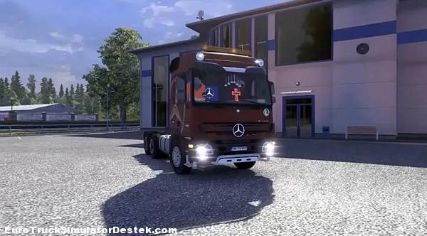 Mercedes MP3 Mega Mod 2