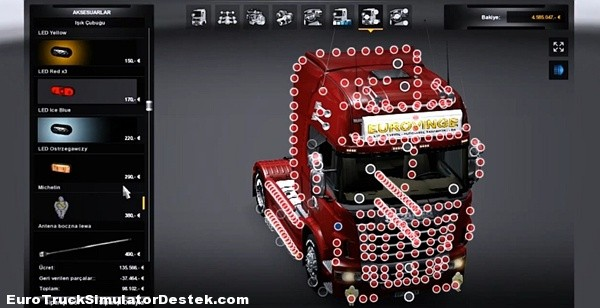 Super Truck Shop Mod v1