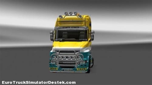 Scania-T-Avustralyalı-Tır-Skini