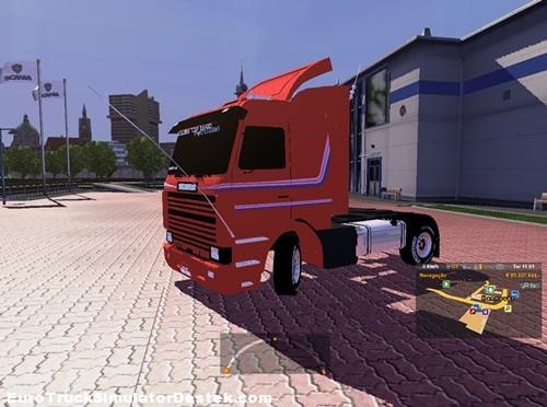 Scania_113_kamyon