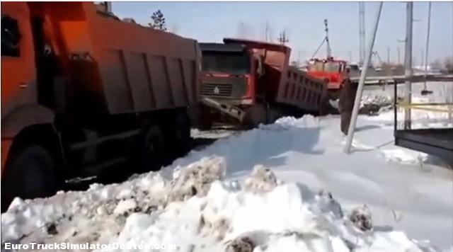 kamaz_cinmalikamyonuparamparcaediyor