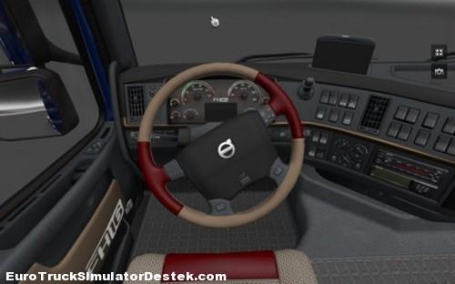 Volvo-FH16-2009-Interior