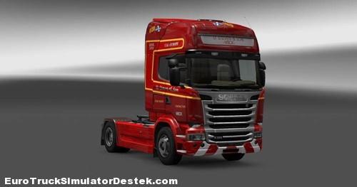 Scania-D