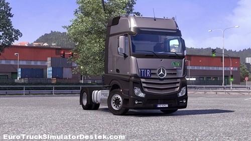 Mercedes-Benz Actros MPIV