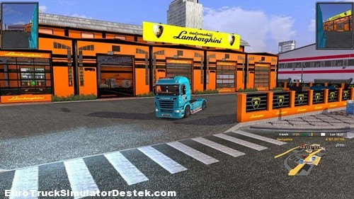 lamborghini-garage