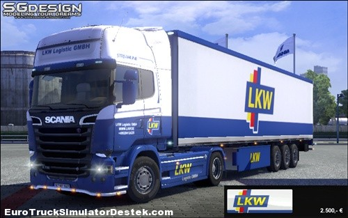 Scania_Streamline_LKW_skin