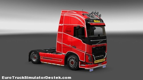 Volvo-FH-2012-Simple-Skin-1