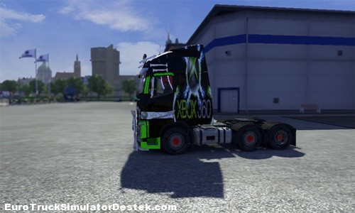 Volvoxbox360
