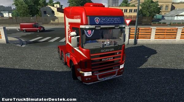 Scania-124L