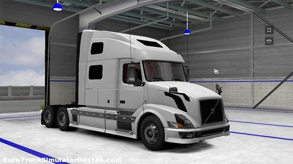 Volvo-VNL 780
