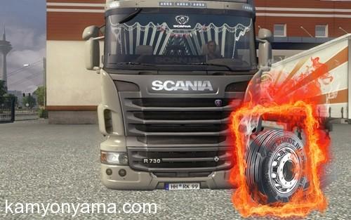 Scania-R-lnterior