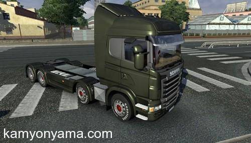 ETS 2   Scania EXC Longline Modifiye Paketi