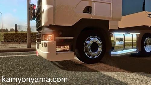 ETS 2 Scania için Yeni Modifiyeli Tekerlek Paketi