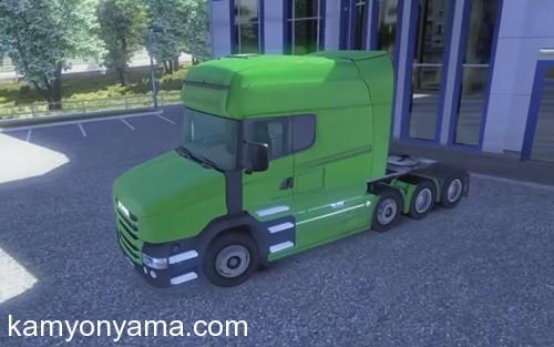 ETS 2 Scania T Kamyon Yaması