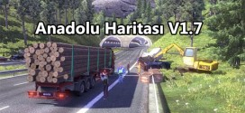 Anadolu Haritası V1.7 İndir