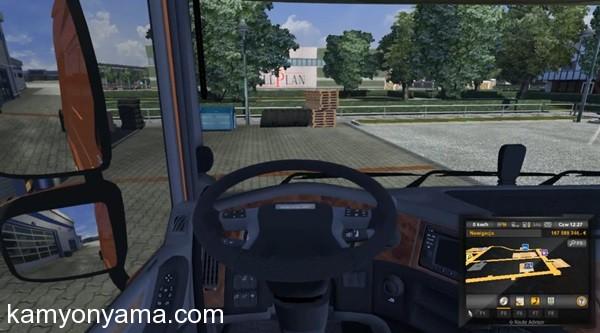 direksiyon-modu