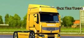 ETS 2 Modifiyeli Tekerlek Paketi