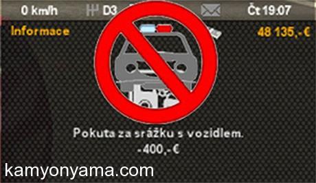 Euro Truck Simulator 2 Polisi Kaldırma Yaması